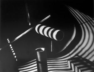 Nathan Lerner, Light Volume, 1937, Gelatin silver print.