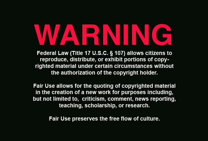 fair use: