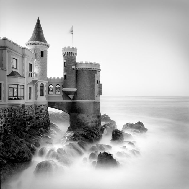 """Water Castle, Valparaiso, Chile"""