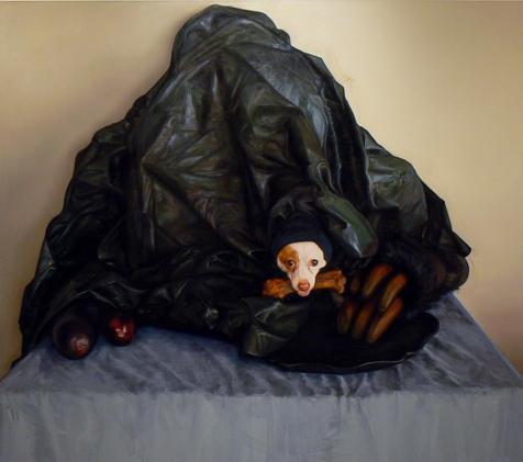 Raychael Stine at McAninch Arts Center Lobby Gallery