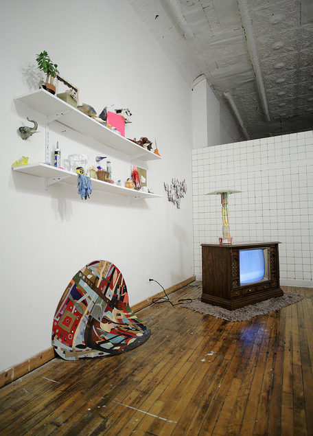 Review: Renovation Creep/Antena Gallery