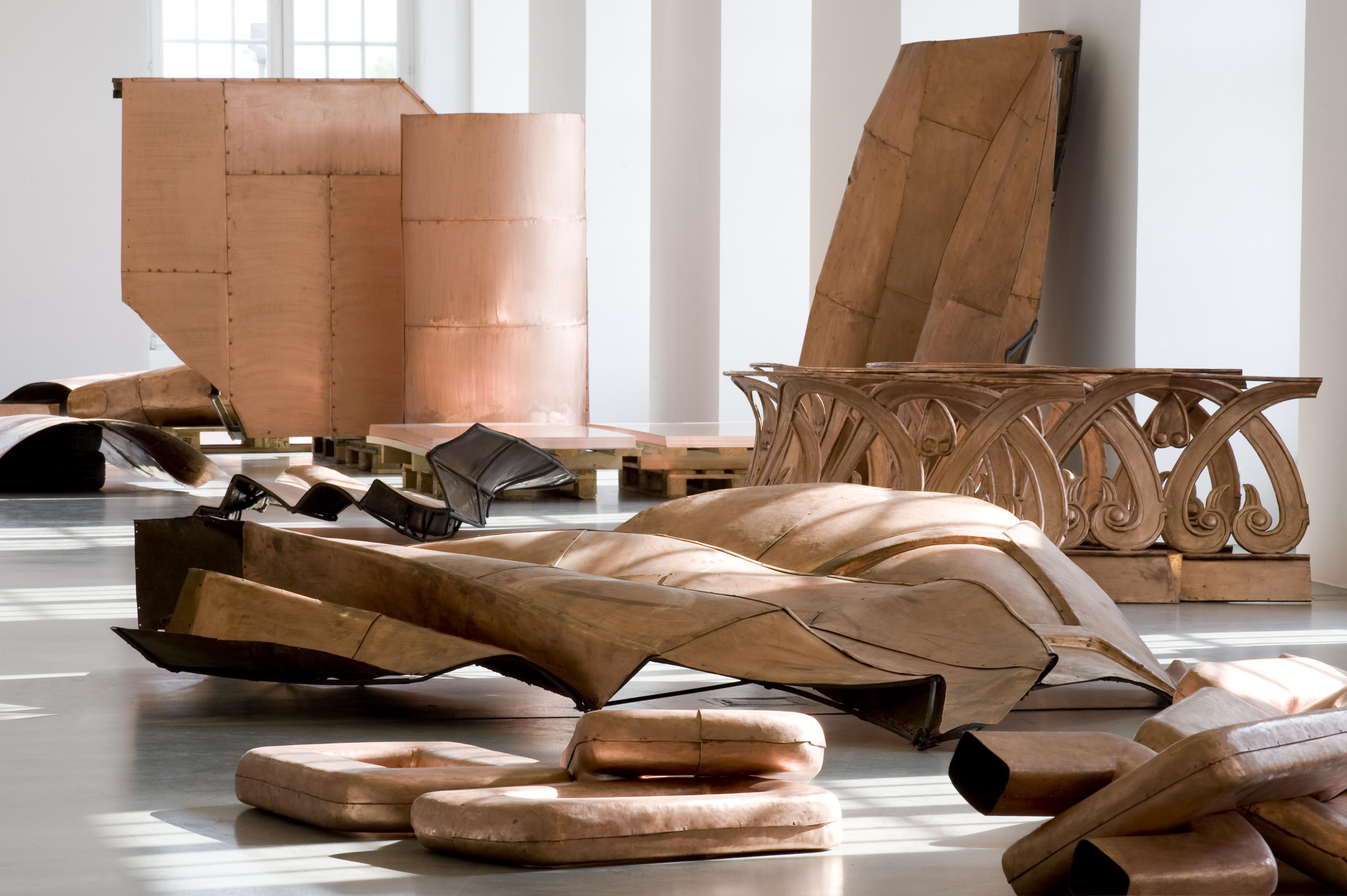 Galerie Chantal Crousel - Group exhibition Bijoux de famille