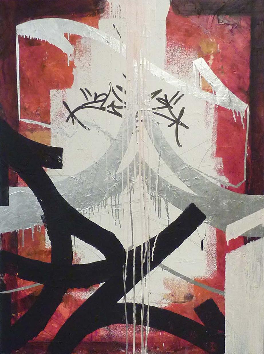 B Art: Review: Mario Gonzalez Jr./Zhou B. Art Center