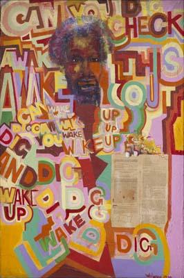 "Gerald Williams, ""Wake Up,"" 1969"