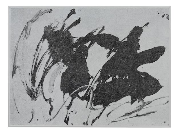 "Paul Sietsema, ""Light fall 4 (hand to hand),"" 2012."