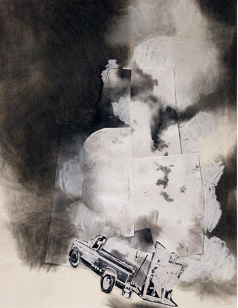 "Mary Livoni, ""The Long Goodbye (dream),"" 2013"