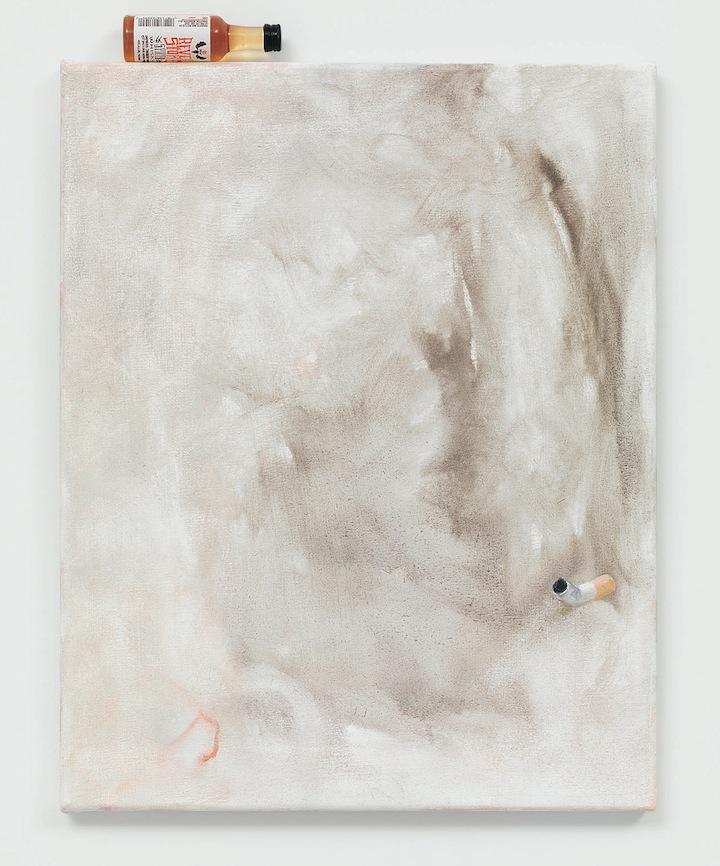 "Monika Baer, ""3 bad habits,"" 2013"