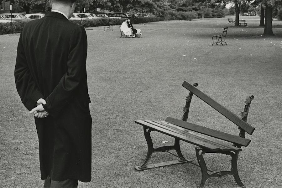 """Andre Kertész, """"New York City,"""" 1963"""