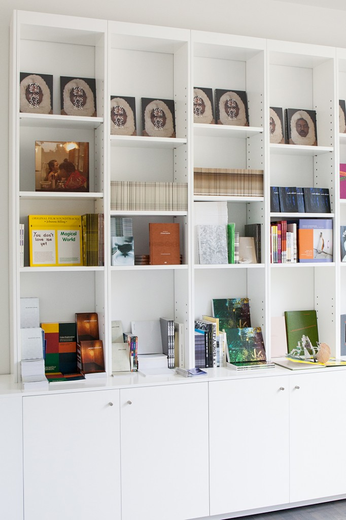 Kavi Gupta Gallery's new bookstore space Editions