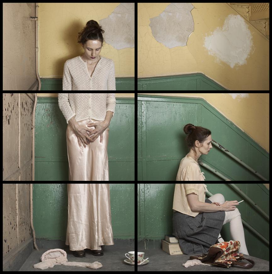 "Cornelia Hediger. ""05.29.10,"" C-Print, 30x30"""
