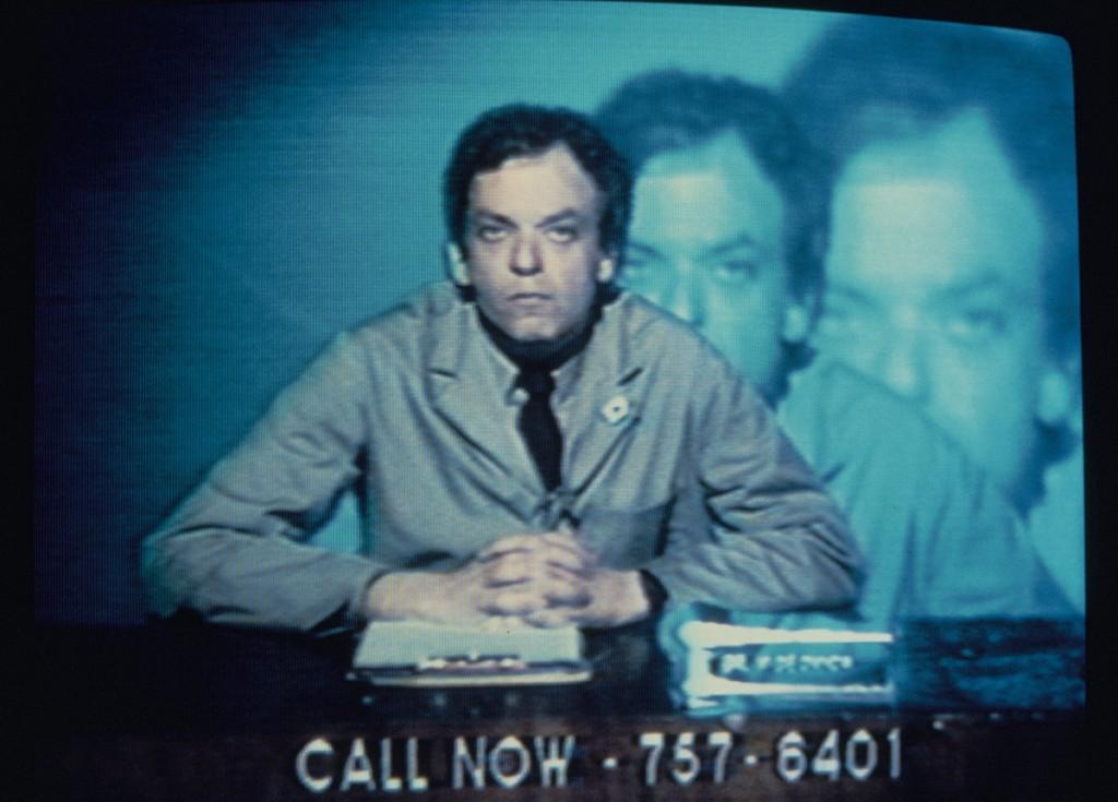"Jaime Davidovich. ""The Live! Show,"" 1980"
