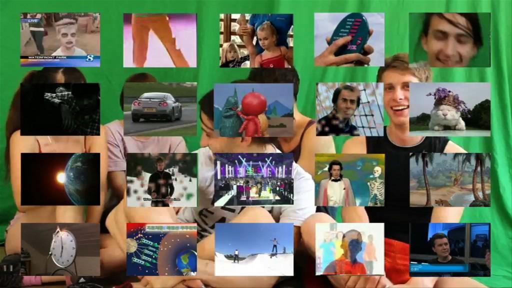 """Keren Cytter. """"Video Art Manual,"""" 2011. Video still."""