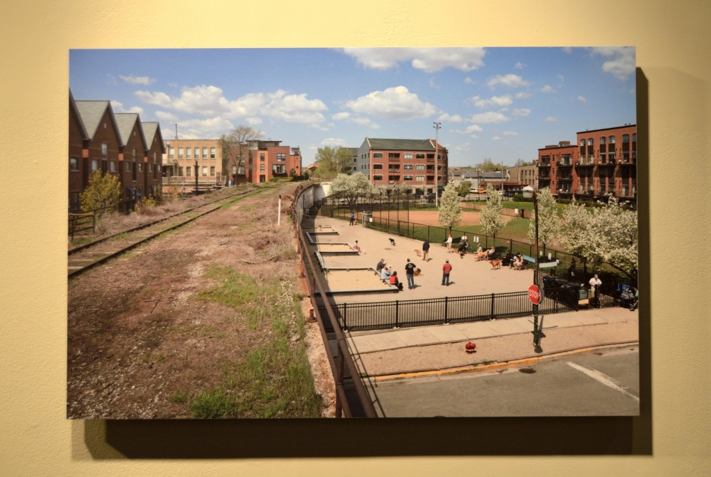 "David Schalliol. ""The Rise of the 606 and its Bloomingdale Trail,"" 2015."