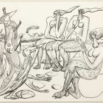 """<span class=""""entry-title-primary"""">Eye Exam: A Genuine Connoisseur</span> <span class=""""entry-subtitle"""">Looking at """"Master Drawings Unveiled: 25 Years of Major Acquisitions"""" at the Art Institute of Chicago</span>"""