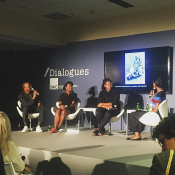 EXPO 2016 /Dialogues: The New Global Economy: Contemporary Art from Africa and its Diaspora in the Marketplace /Instagram: @expochicago