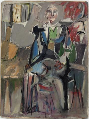 untitled-seated-figure-1950