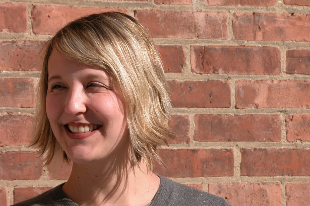 Lisa Dorin, Assistant Curator of Contemporary Art