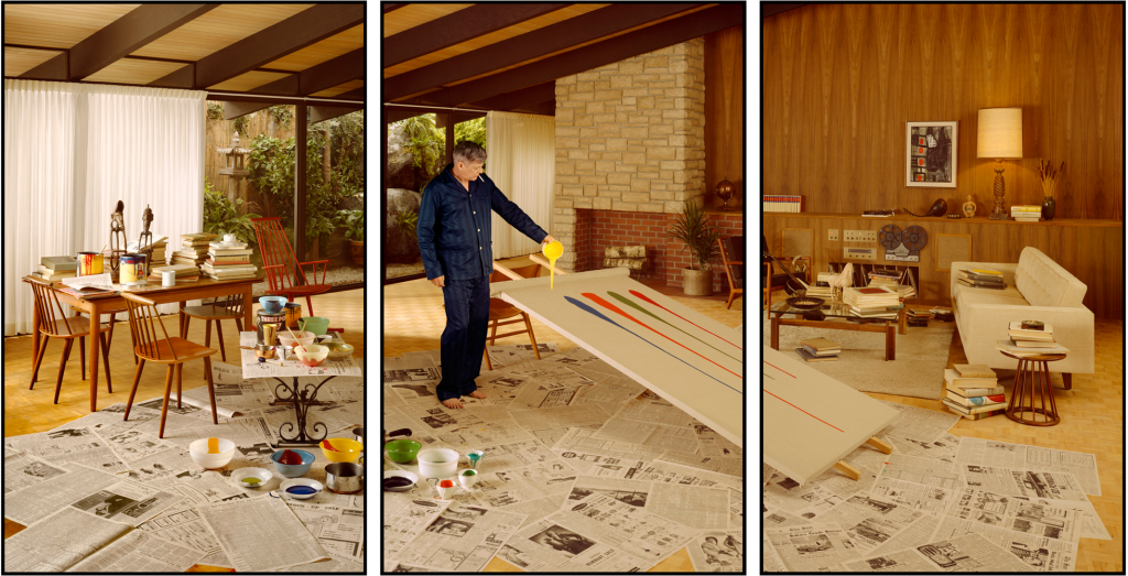 """Rodney Graham, """"The Gifted Amateur, Nov 10th, 1962,"""" 2007. Courtesy of the artist, Donald Young Gallery, Chicago, and the Rennie Collection, Vancouver, Canada."""