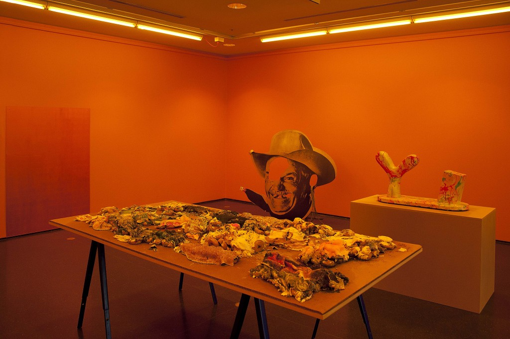 Installation view. Image courtesy of the artist and Tom Van Eynde