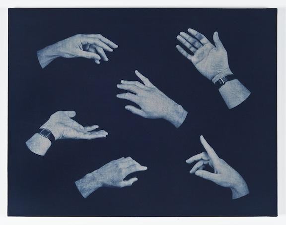 "John Opera, ""Hands II,"" 2012"