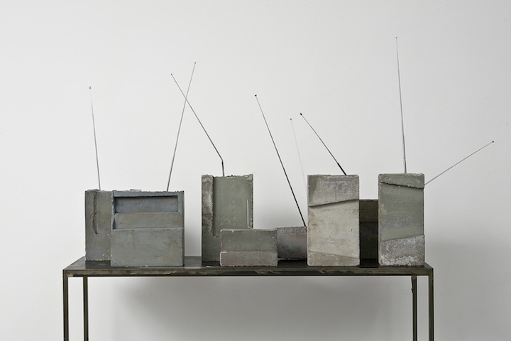"""""""Weltempfänger (World Receiver),"""" 1988-89"""