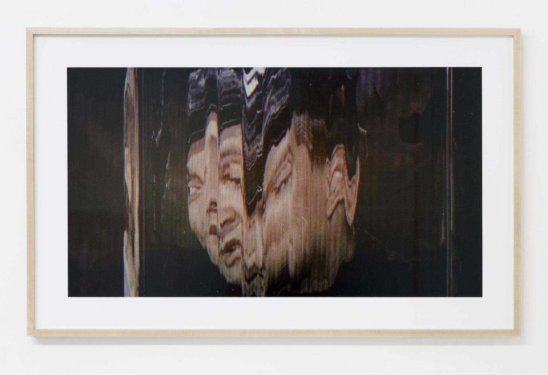 """""""Oskar Werner,"""" archival pigment print, 2014"""