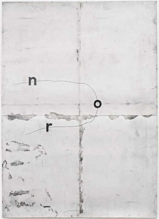 "Tony Lewis, ""Ron,"" graphite on paper, 2012"