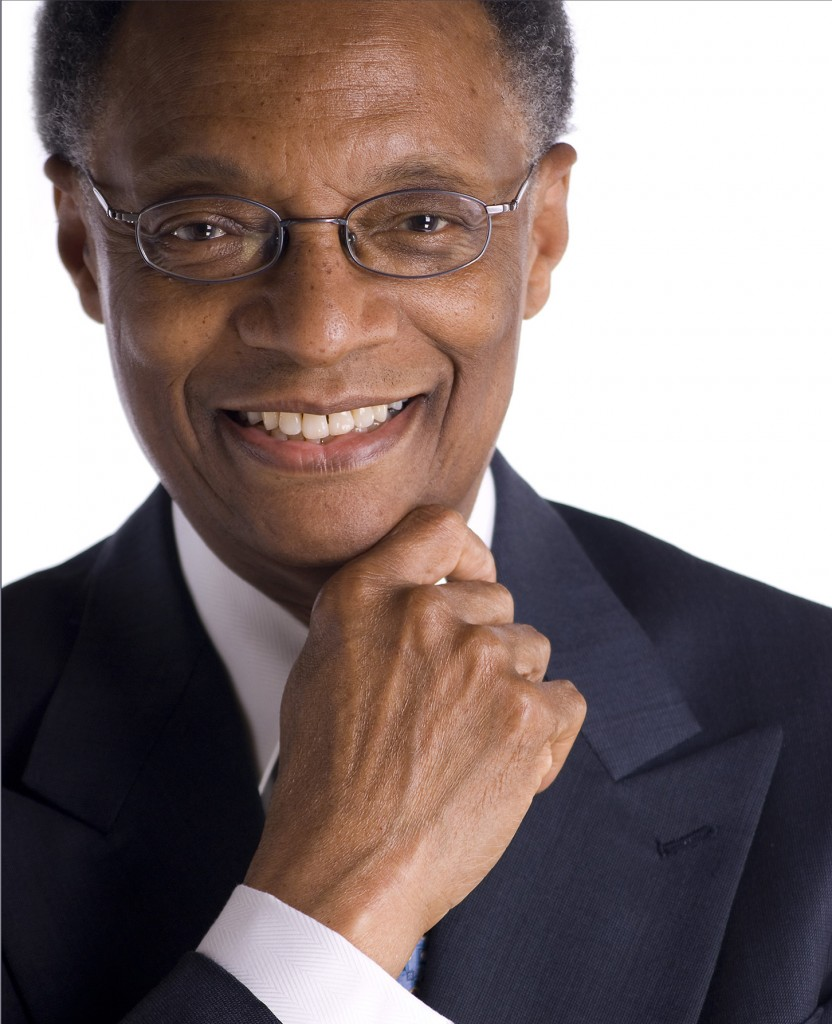 Musician and composer Ramsey Lewis, one of the Fifth Star Awards honorees