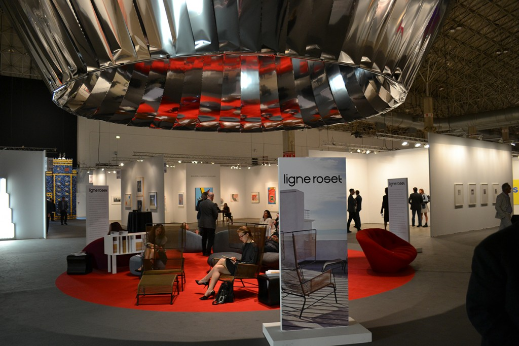 Studio Gang turbine in Expo's main hall