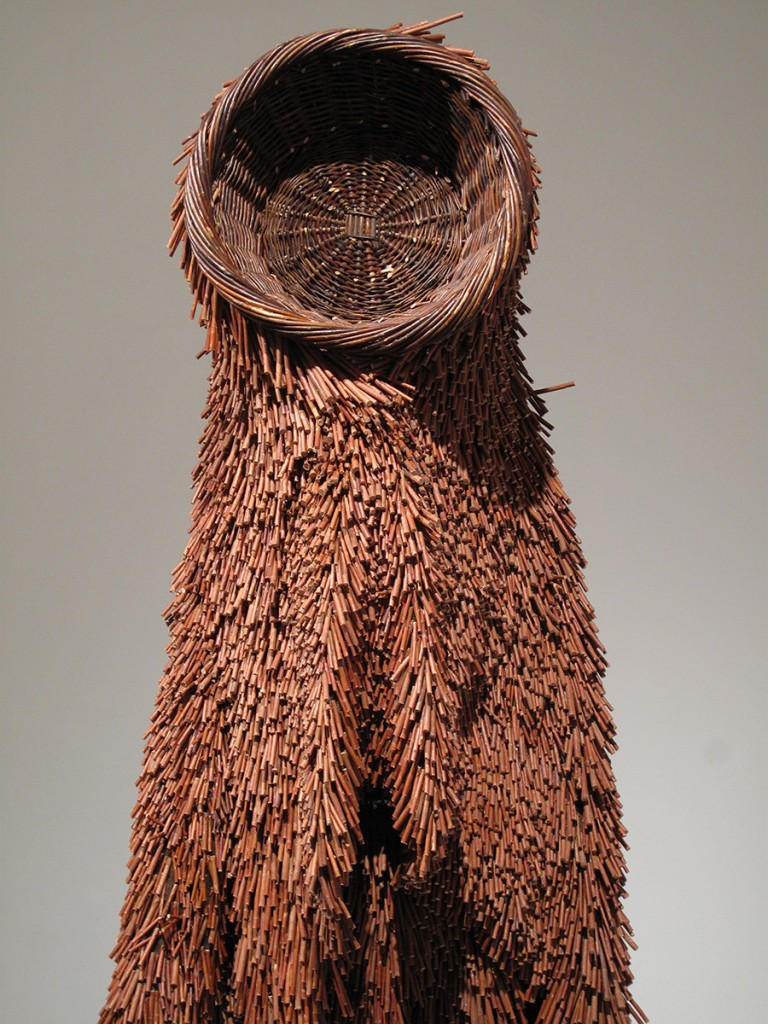 "Nick Cave, ""Soundsuit,"" 2011."