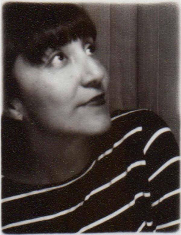 Visual artist Maria Gaspar