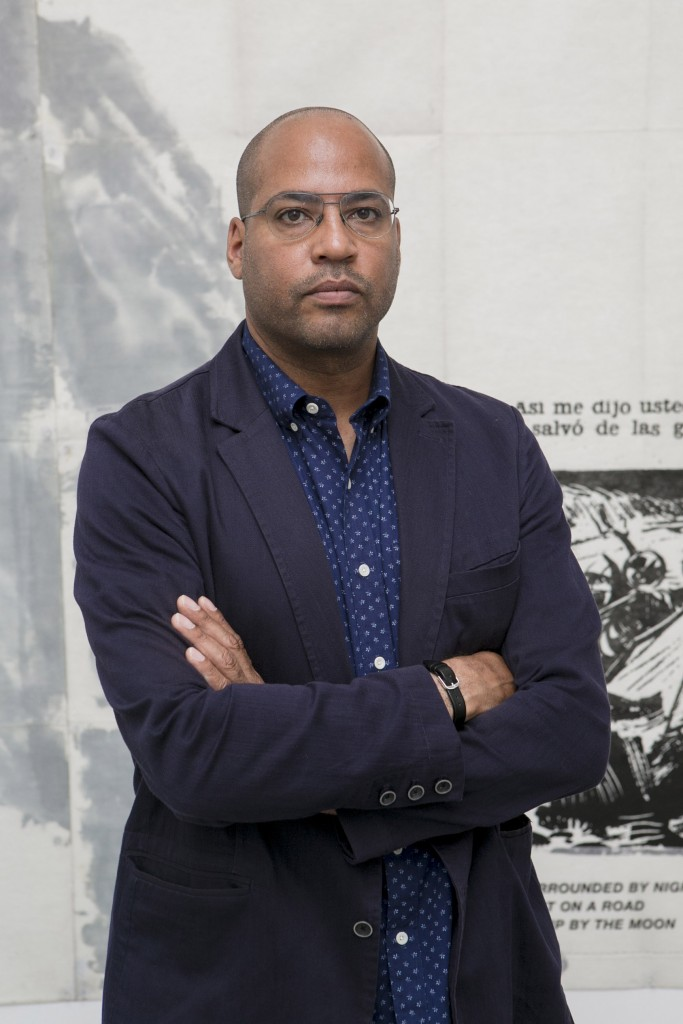 David Hartt, artist and new member to the Museum of Contemporary Art Chicago's Board of Trustees. Courtesy of Braxton Black.