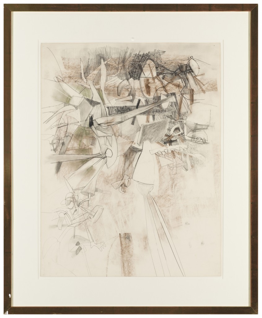 "Richard Hunt. ""Untitled,"" 1958"