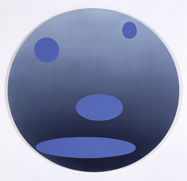 """John Phillips. """"Bob,"""" 2001. oil on panel"""