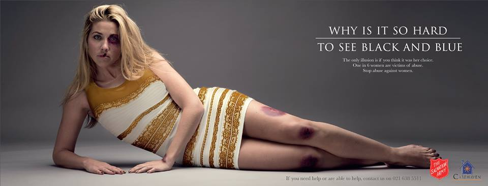 Salvation Army in South Africa anti-abuse campaign image