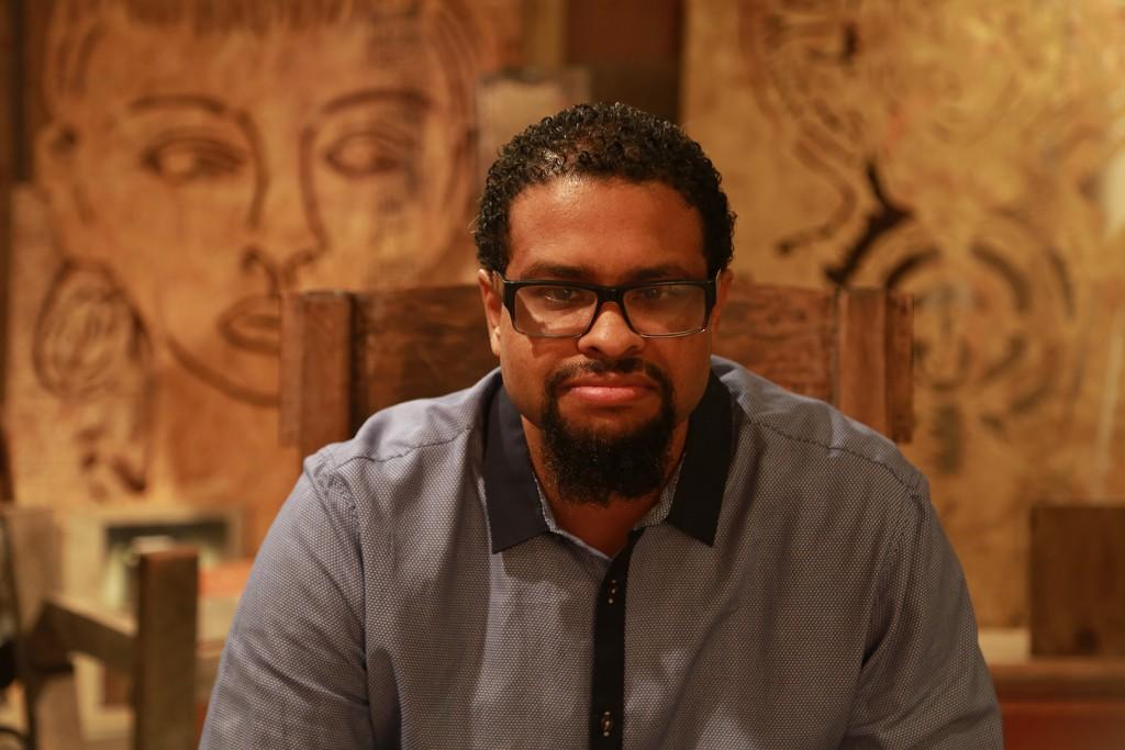 Faheem Majeed. Photo by Devin Mays.