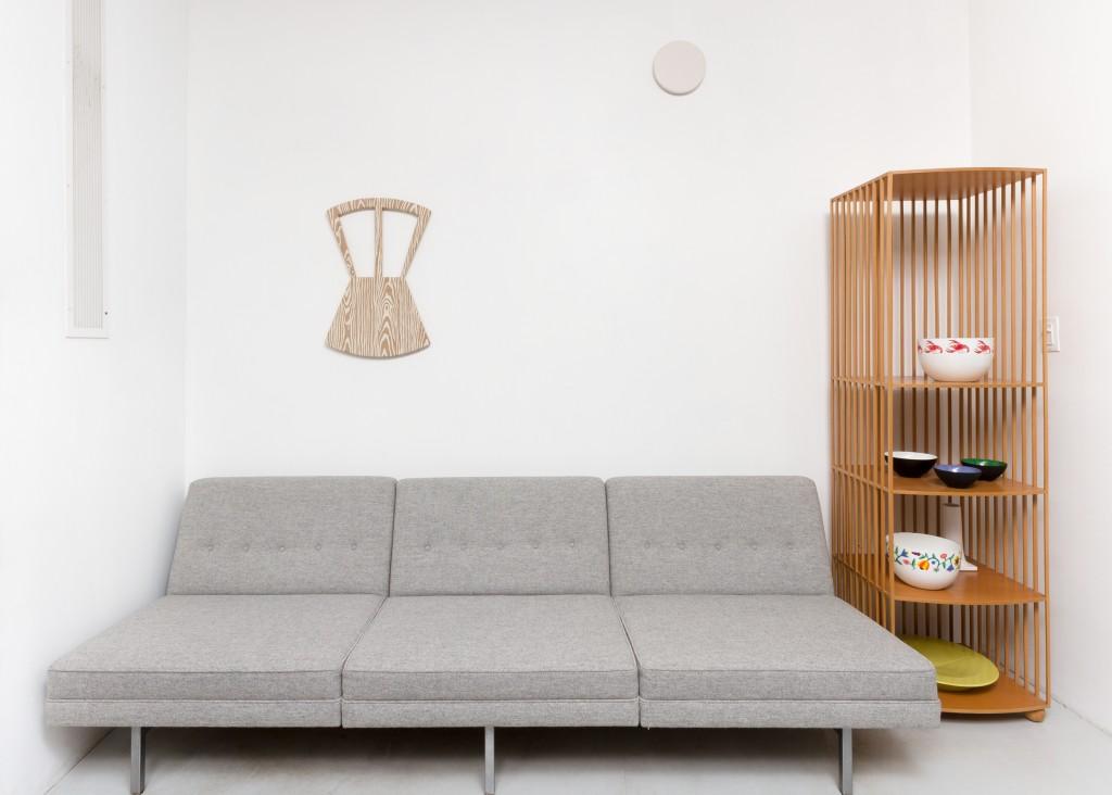 CRIBS, 2015 Installation view
