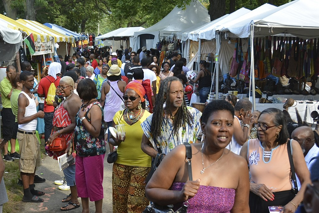 African Festival of the Arts. Photo: Isadore Howard.