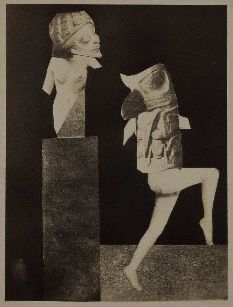 "Hannah Höch. ""Foto-Montage,"" c. 1935. Photomontage. Smart Museum of Art, The University of Chicago."