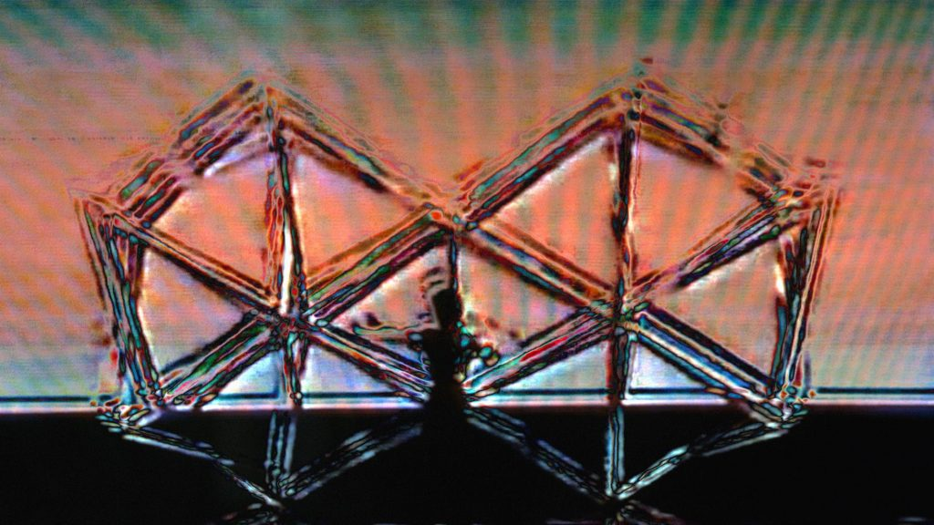 "Michael Robinson. ""Mad Ladders,"" 2015. High Definition film, stereo sound, 16 x 9 aspect ratio, 10 minutes."