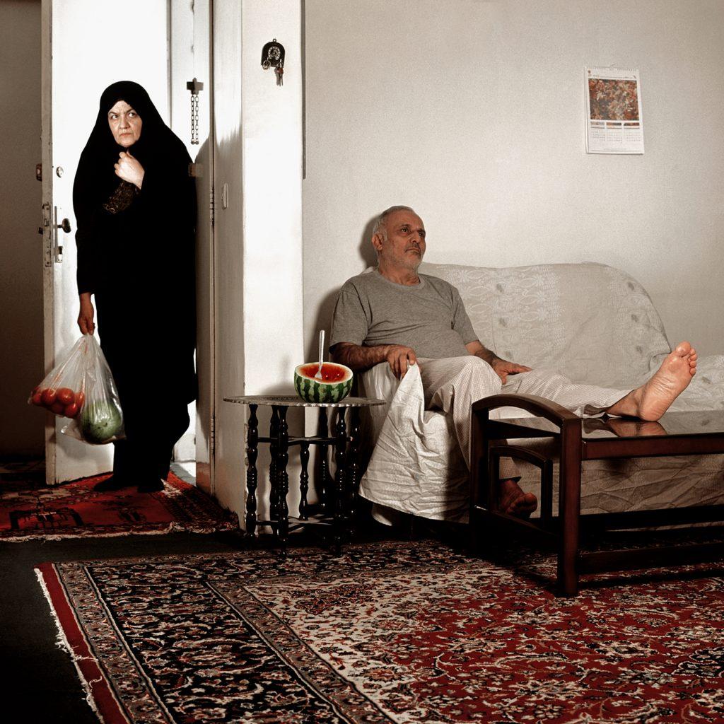 """Ali Nadjian and Ramyar Manouchehrzadeh, """"We Live in a Paradoxical Society"""""""