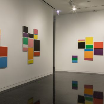 The Arts Club Exhibits an Unrealized Installation by an Abstract Master