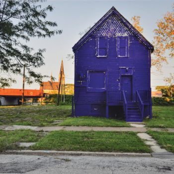 Color-Coding Chicago's Racial Geographies: Amanda Williams at the Museum of Contemporary Art