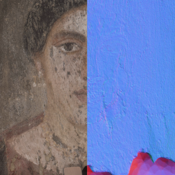 """The Eyes Were A Portal, Even Way Back Then: A Review of """"Paint the Eyes Softer: Mummy Portraits from Roman Egypt"""" at the Block Museum of Art"""