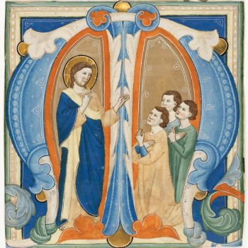 """Of Divine and Diminutive Devotion: A Review of """"The Medieval World at Our Fingertips"""" at the Art Institute of Chicago"""