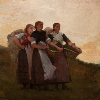 Looking At The American Loner Among His Peers From Across The Pond: A Review of Winslow Homer at the Milwaukee Art Museum