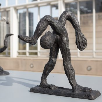 Spring Into A Lively, Rooftop Carnival: A Review of Andrew Lord at the Art Institute of Chicago