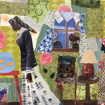 Surreal Dreamworlds Collaged with Social Justice: A Review of Della Wells at the Loyola University Art Museum