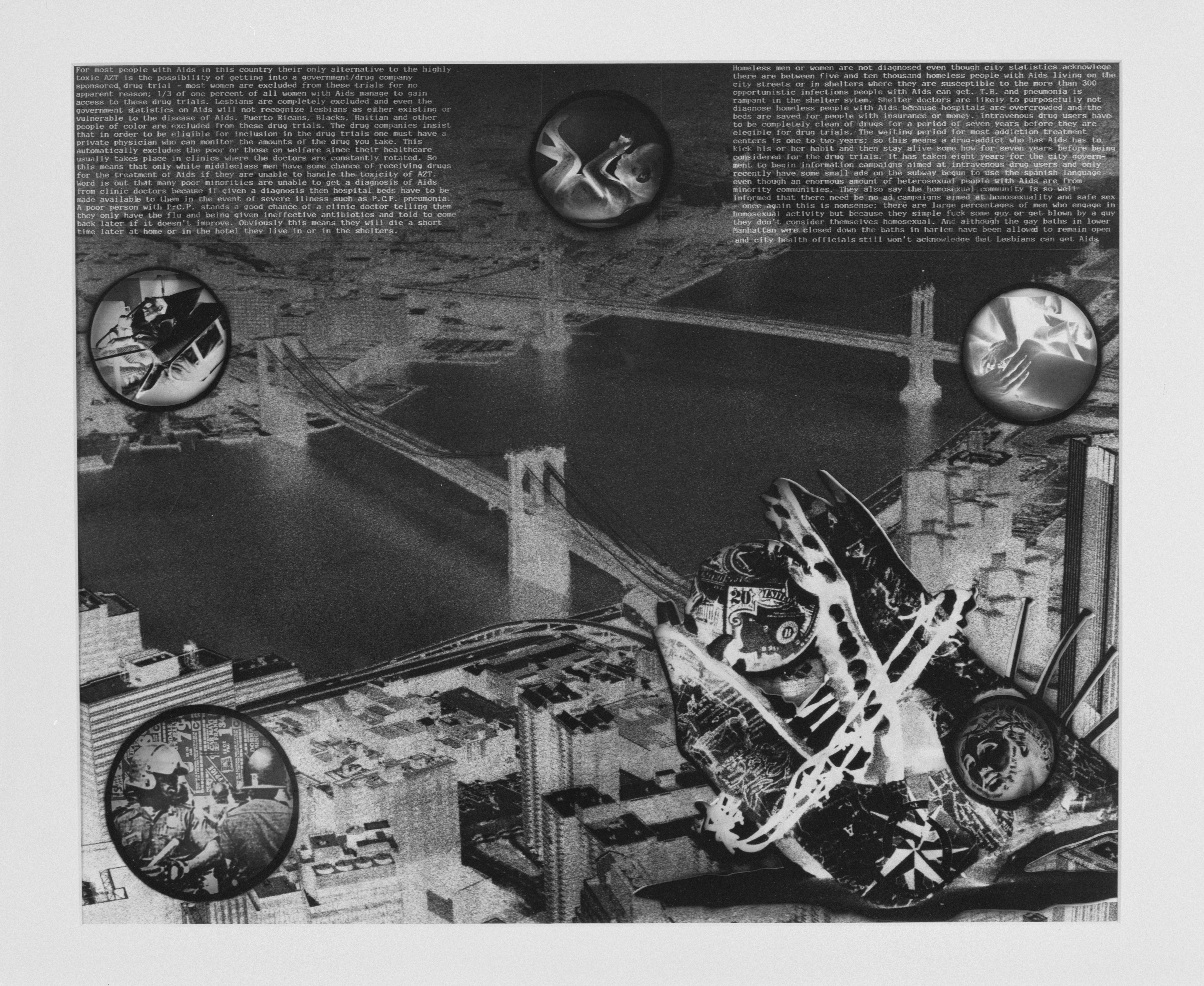 All's Fair in Love and War: David Wojnarowicz, ART+Positive and AIDS Activism Then and Now