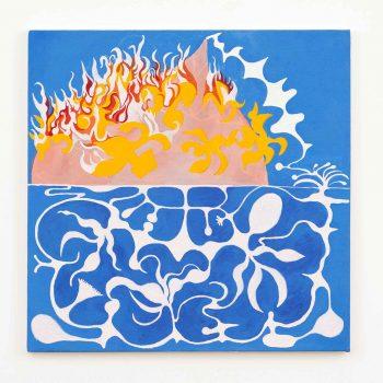 Painting Between Desire And Sublimation: A Review of Gretta Johnson at Paris London Hong Kong